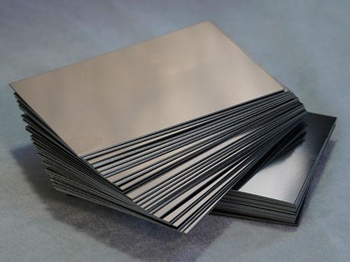 Nitinol Sheet