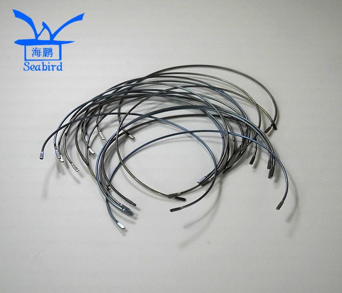 钛镍耳机线加工件